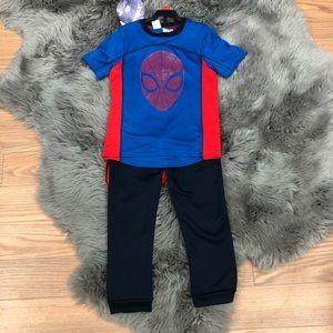 Marvel Spiderman   Boy's Blue 3 Piece Set